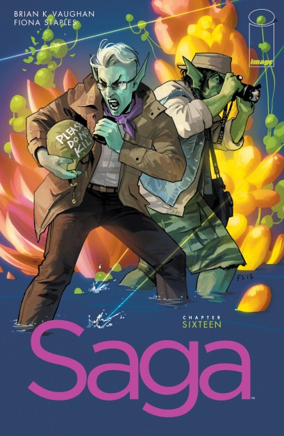 Saga #16 (2013) - Page 1